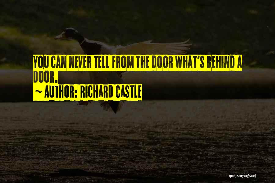 Richard Castle Quotes 1150841