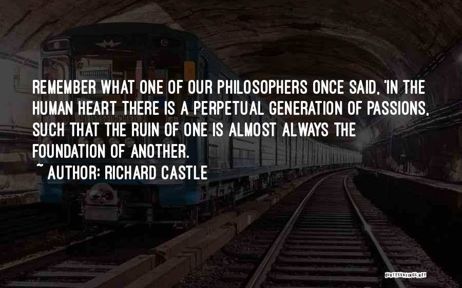 Richard Castle Quotes 1307156