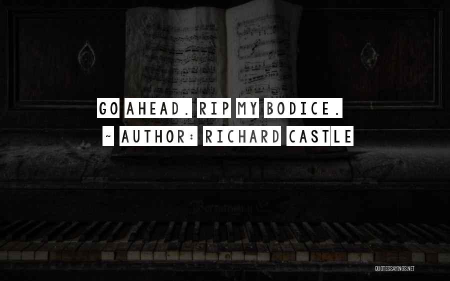 Richard Castle Quotes 1375000