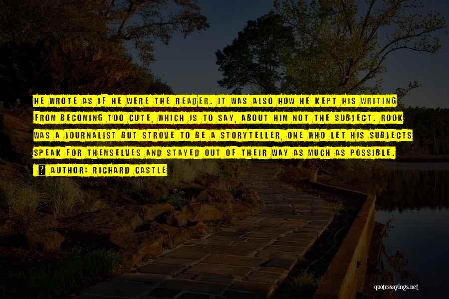 Richard Castle Quotes 1683033