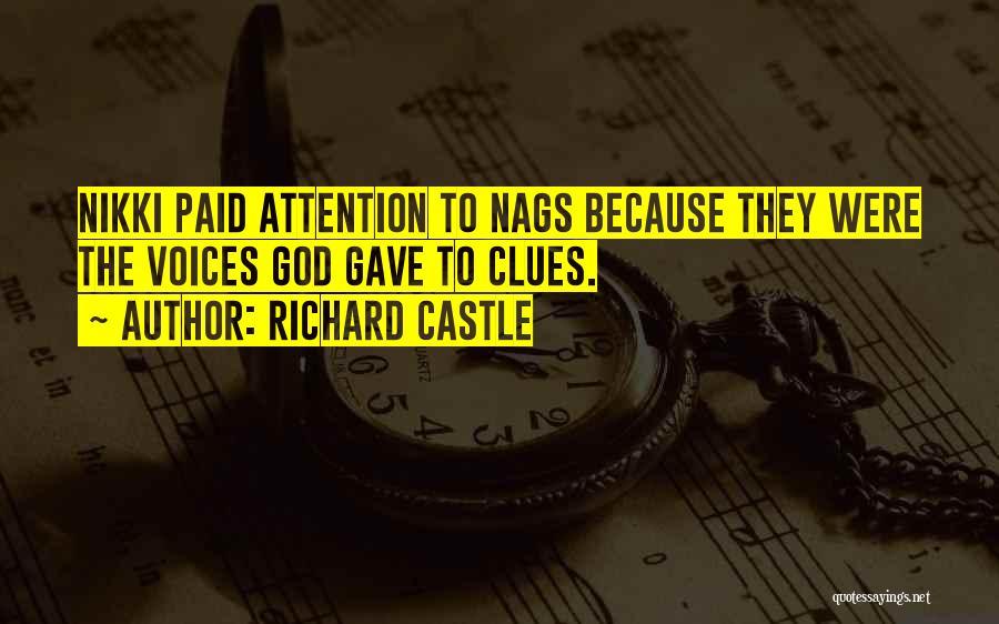 Richard Castle Quotes 1707423