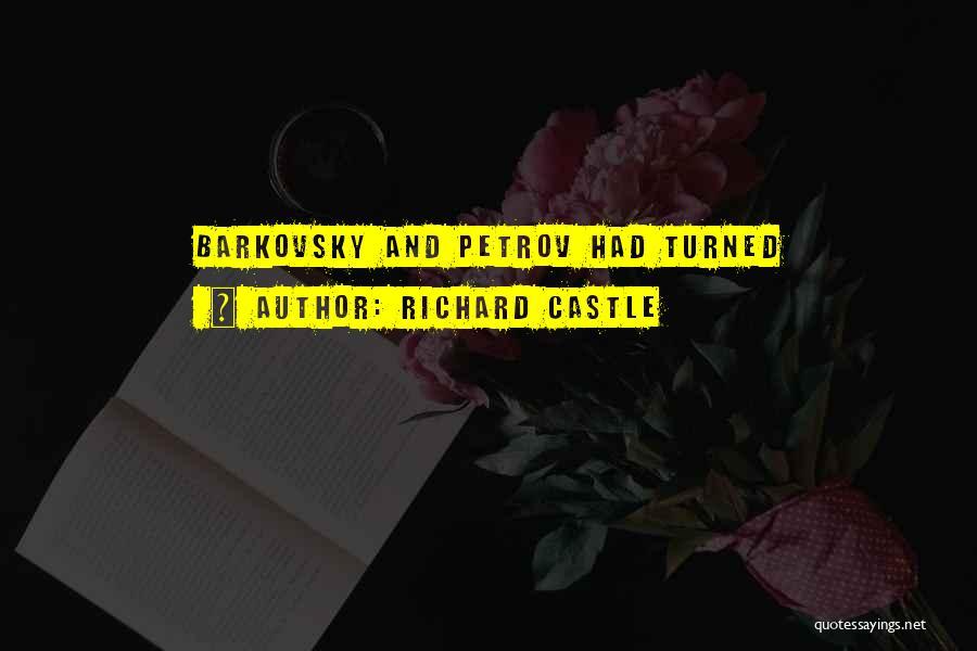 Richard Castle Quotes 1786213