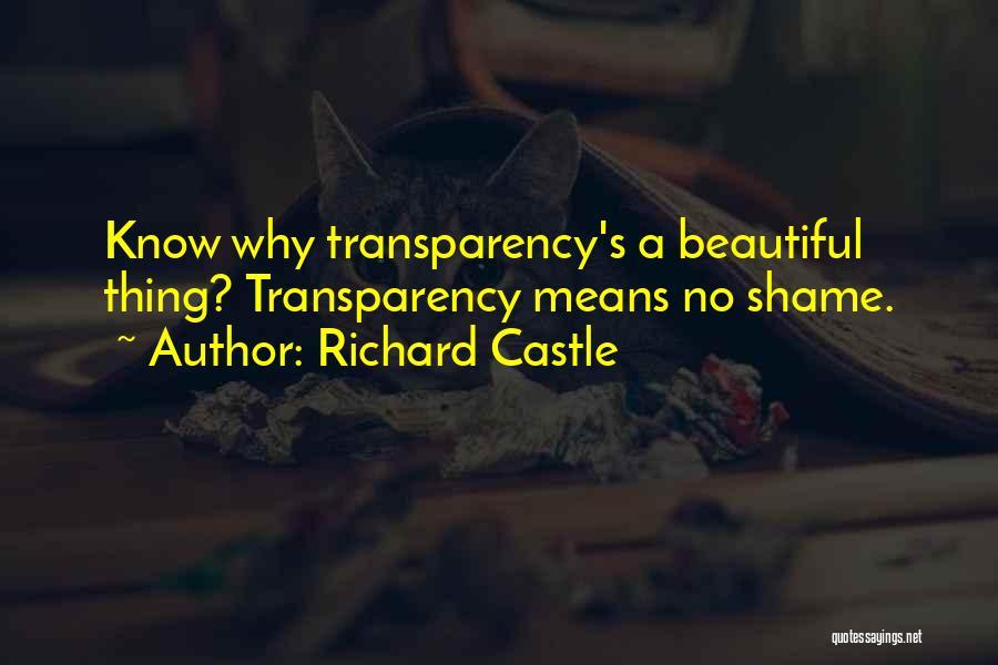 Richard Castle Quotes 1904449