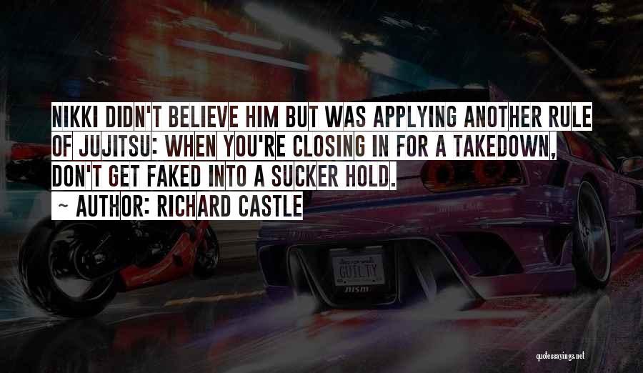 Richard Castle Quotes 2011124