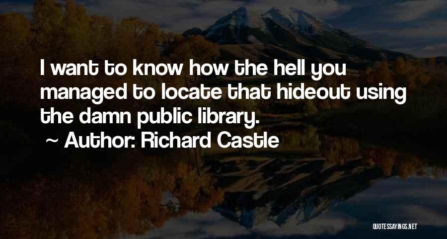 Richard Castle Quotes 315160