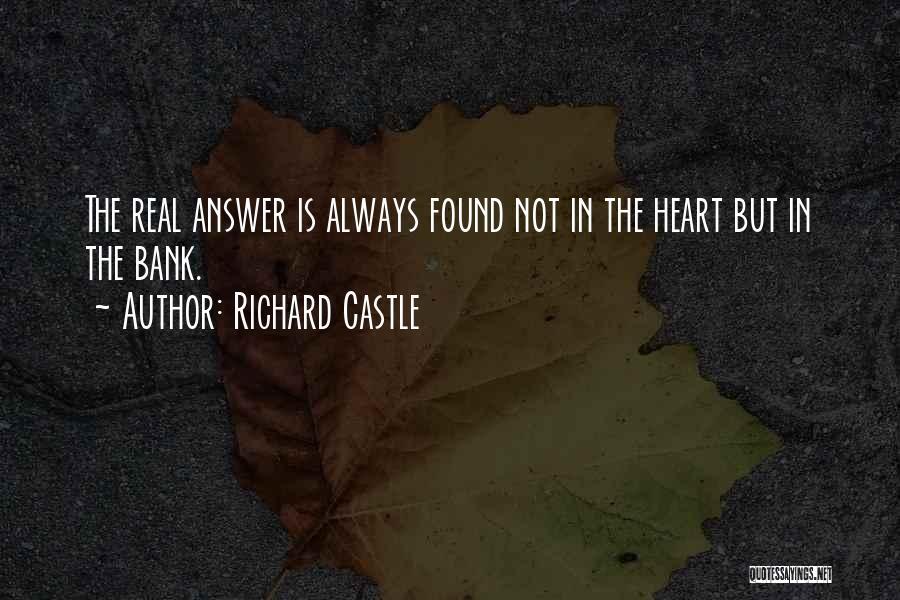 Richard Castle Quotes 396890