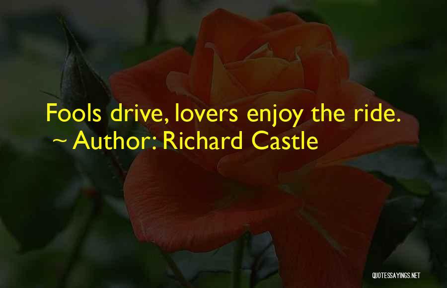 Richard Castle Quotes 407333