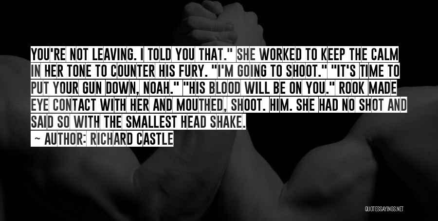 Richard Castle Quotes 435584
