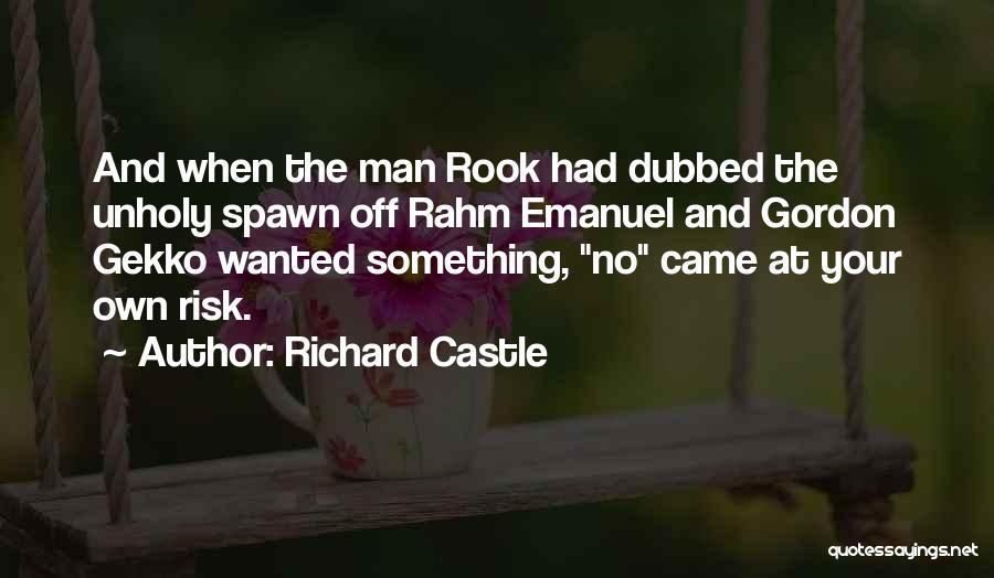 Richard Castle Quotes 454472