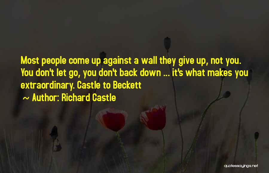 Richard Castle Quotes 504415