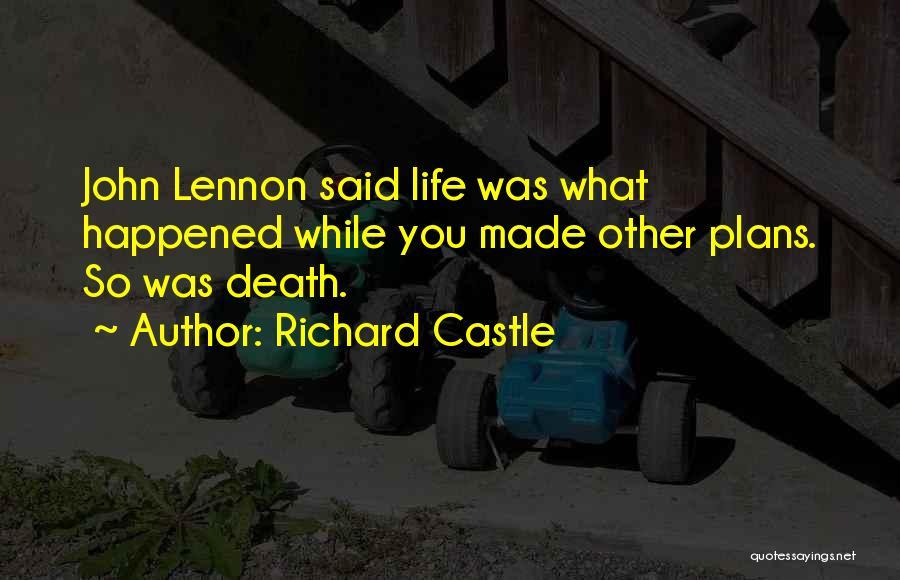 Richard Castle Quotes 600637