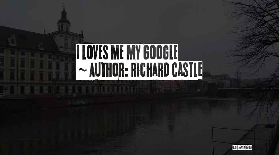 Richard Castle Quotes 763216