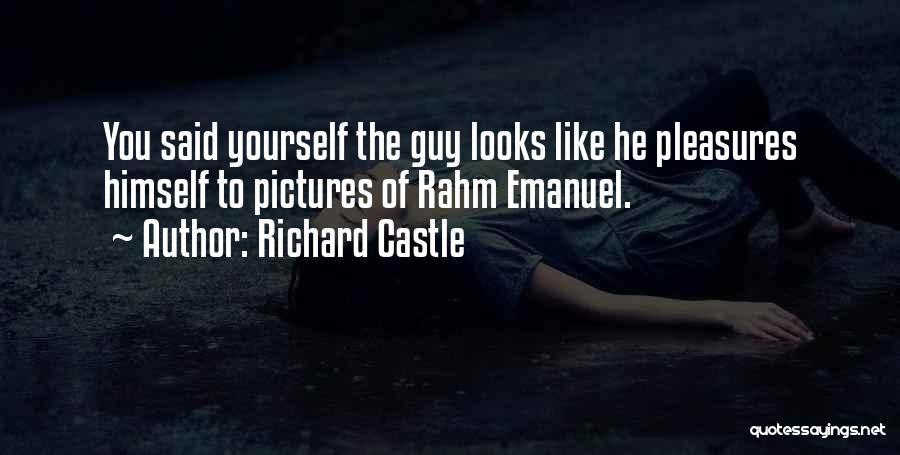 Richard Castle Quotes 984734