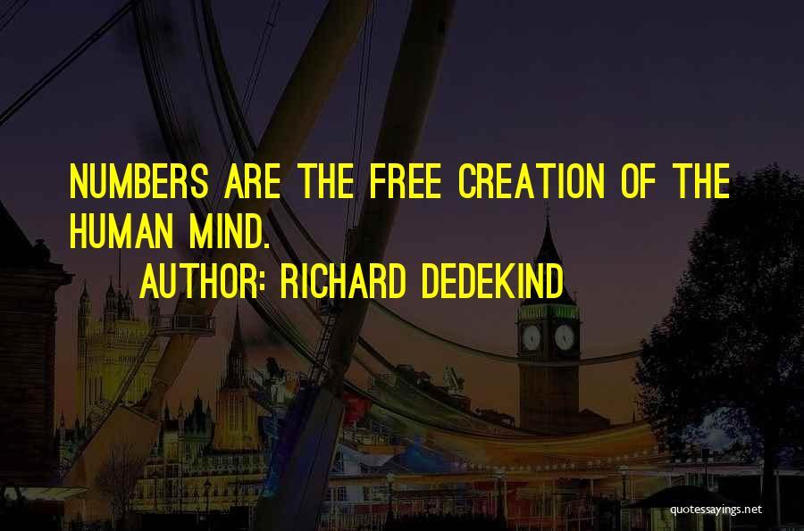 Richard Dedekind Quotes 1391388