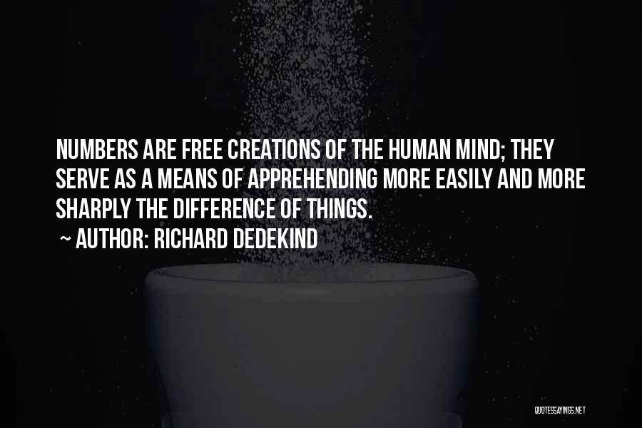 Richard Dedekind Quotes 1942597