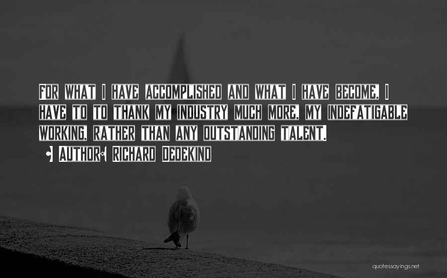 Richard Dedekind Quotes 2012739