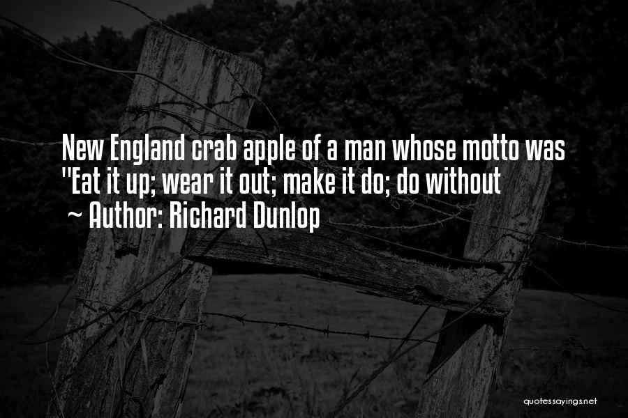 Richard Dunlop Quotes 866557