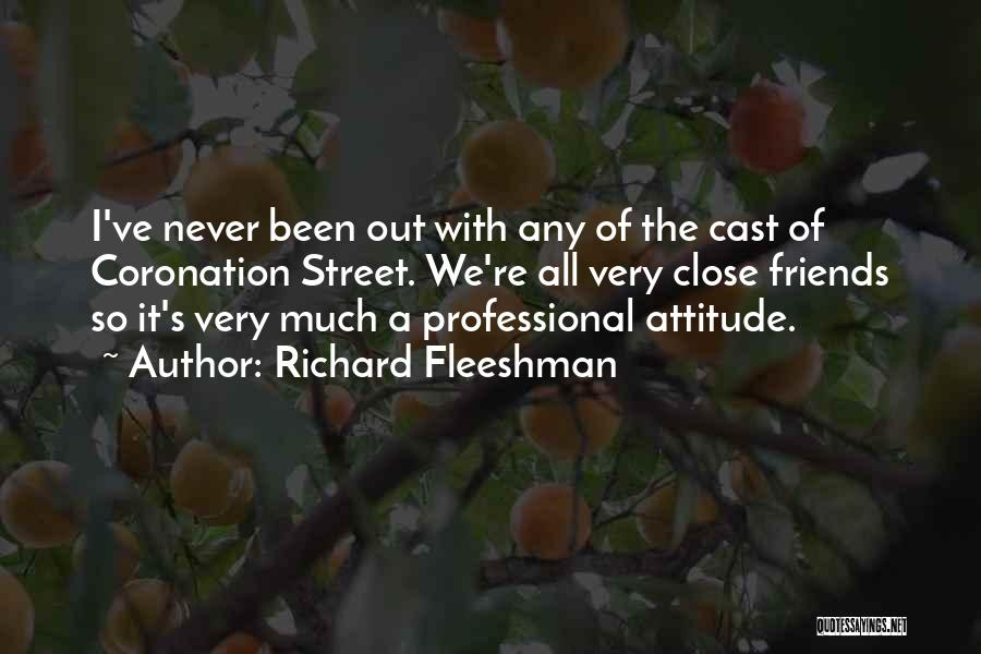 Richard Fleeshman Quotes 775848