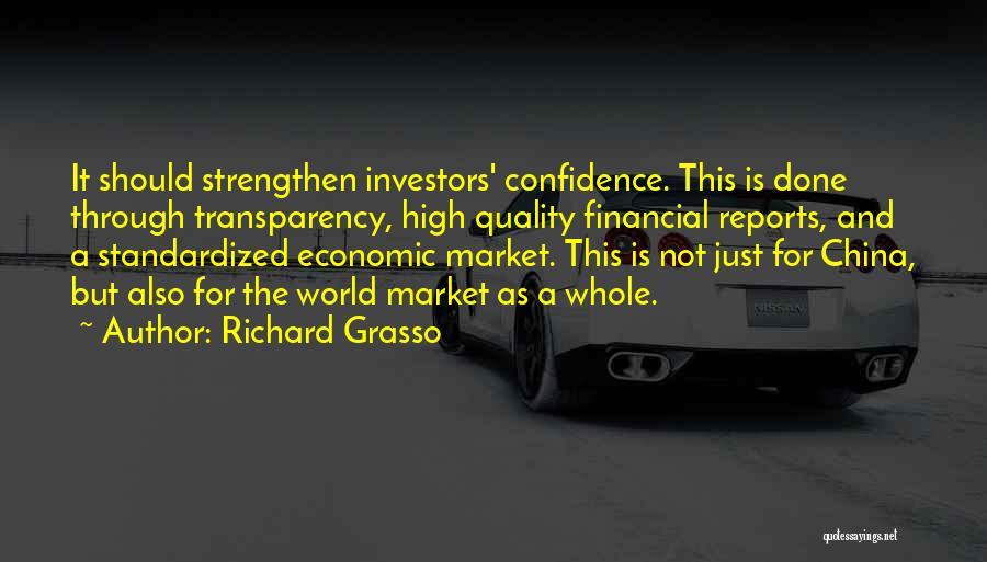 Richard Grasso Quotes 239860