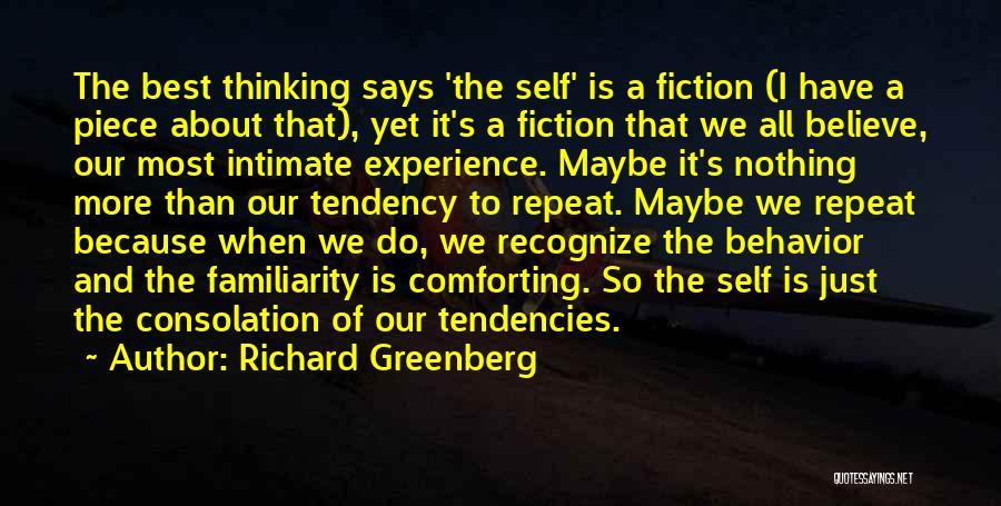 Richard Greenberg Quotes 1609840