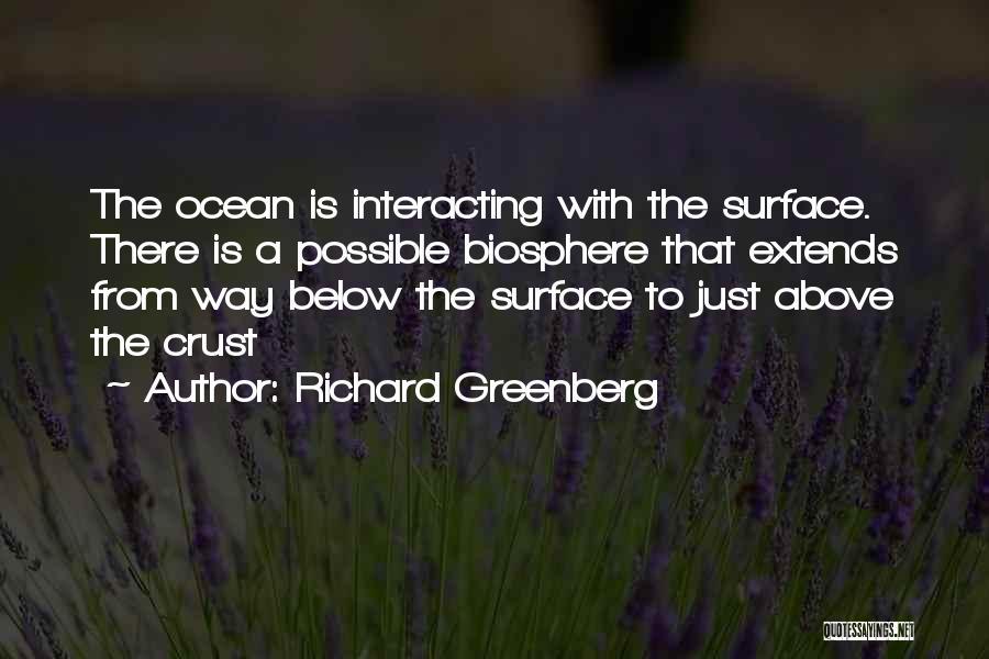 Richard Greenberg Quotes 1683789