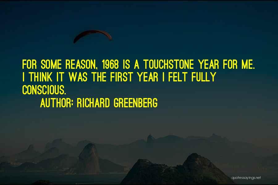 Richard Greenberg Quotes 1732452