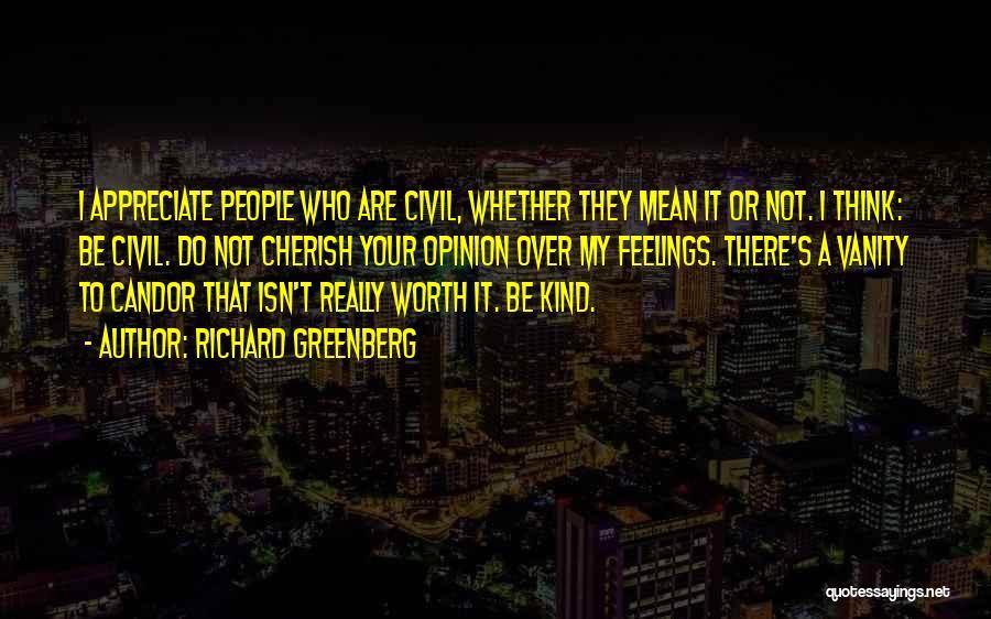 Richard Greenberg Quotes 176844