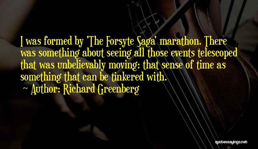 Richard Greenberg Quotes 1933856