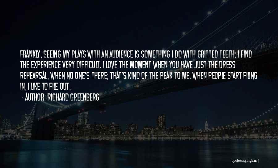 Richard Greenberg Quotes 1969089