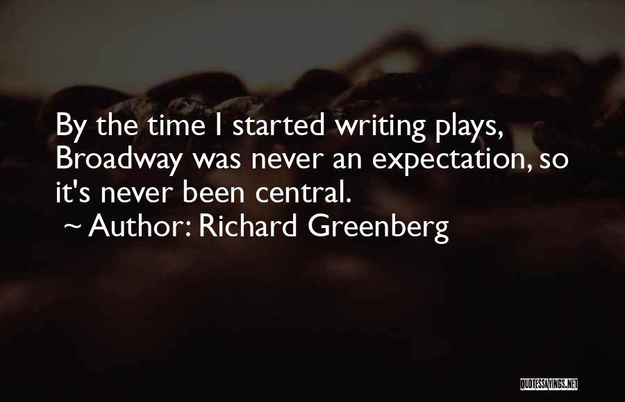 Richard Greenberg Quotes 2118493