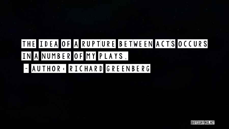 Richard Greenberg Quotes 2216885