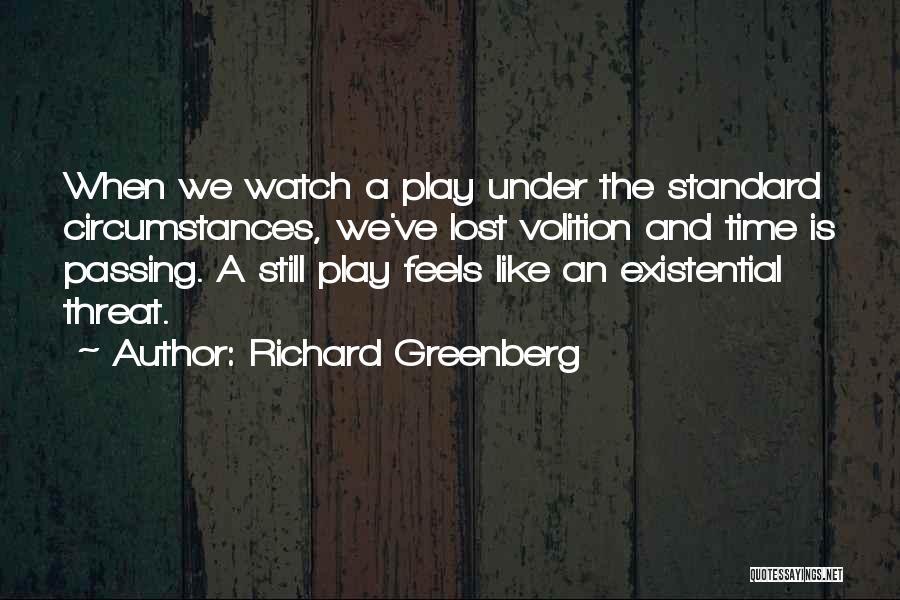 Richard Greenberg Quotes 2239019
