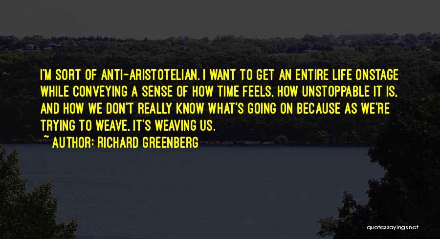 Richard Greenberg Quotes 879870