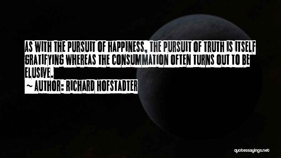 Richard Hofstadter Quotes 1107064
