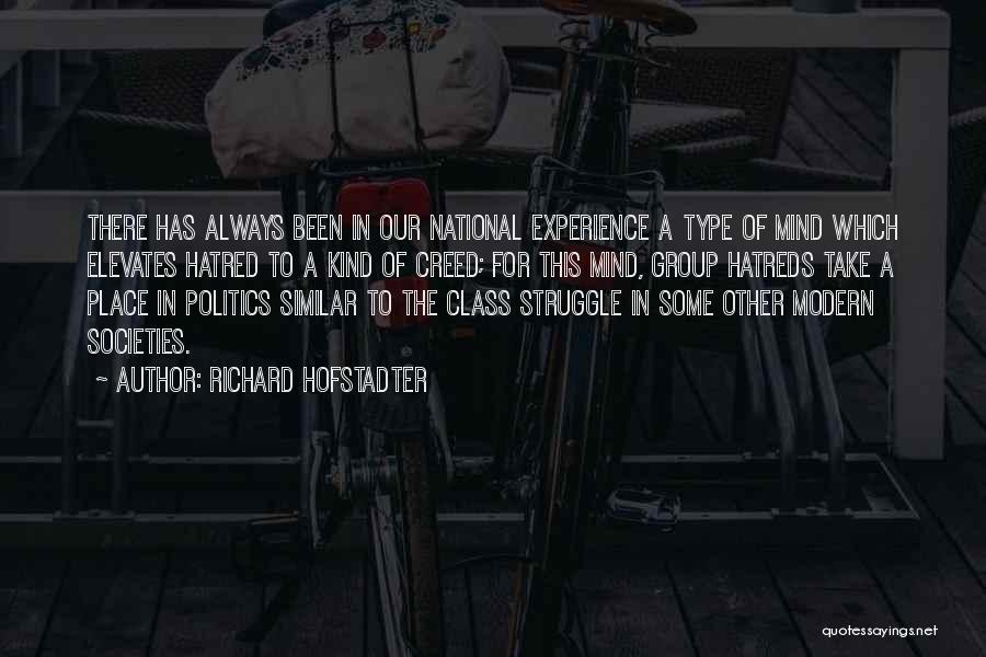 Richard Hofstadter Quotes 1151874