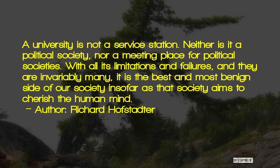Richard Hofstadter Quotes 1408381