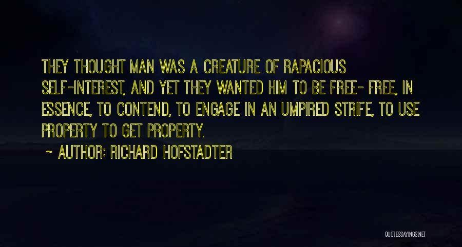 Richard Hofstadter Quotes 1551393
