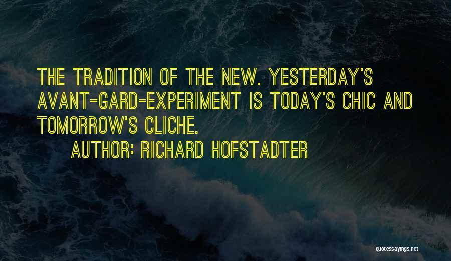 Richard Hofstadter Quotes 1572647