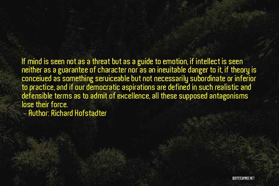 Richard Hofstadter Quotes 1593231