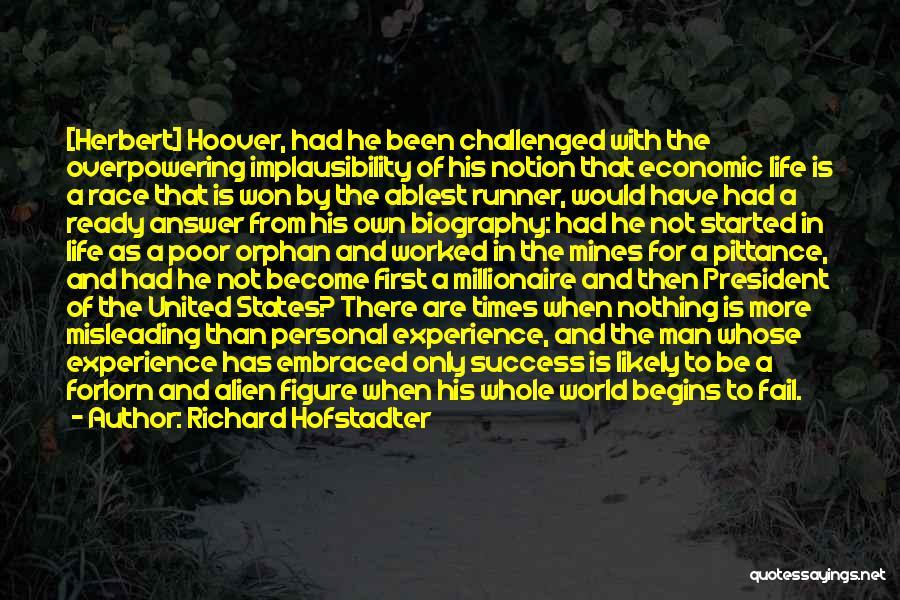 Richard Hofstadter Quotes 175965