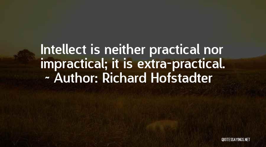 Richard Hofstadter Quotes 2001012