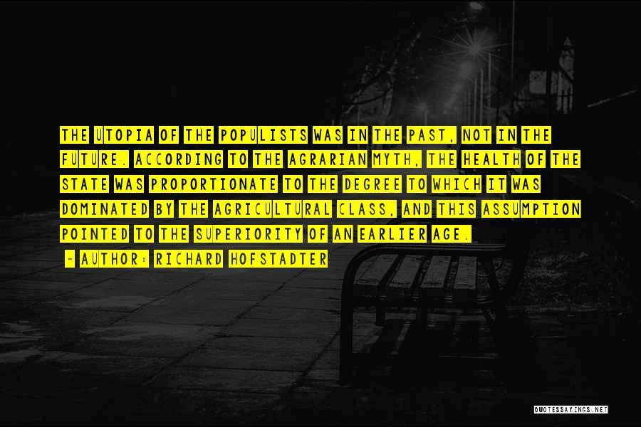 Richard Hofstadter Quotes 290091