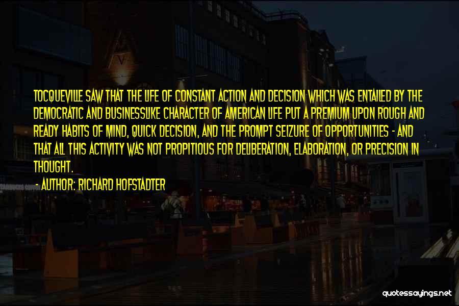 Richard Hofstadter Quotes 992637