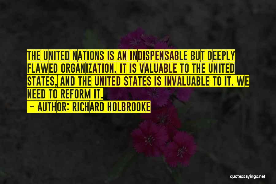 Richard Holbrooke Quotes 1216754