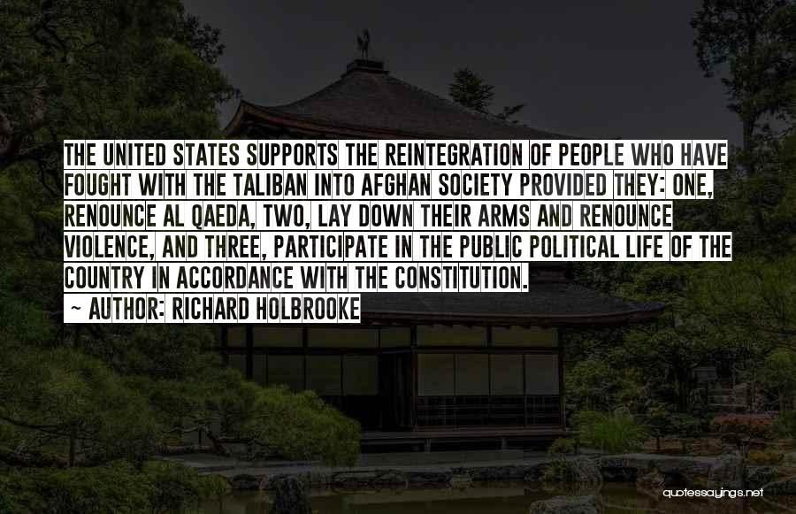 Richard Holbrooke Quotes 162307