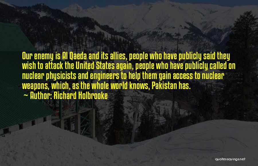 Richard Holbrooke Quotes 1837778