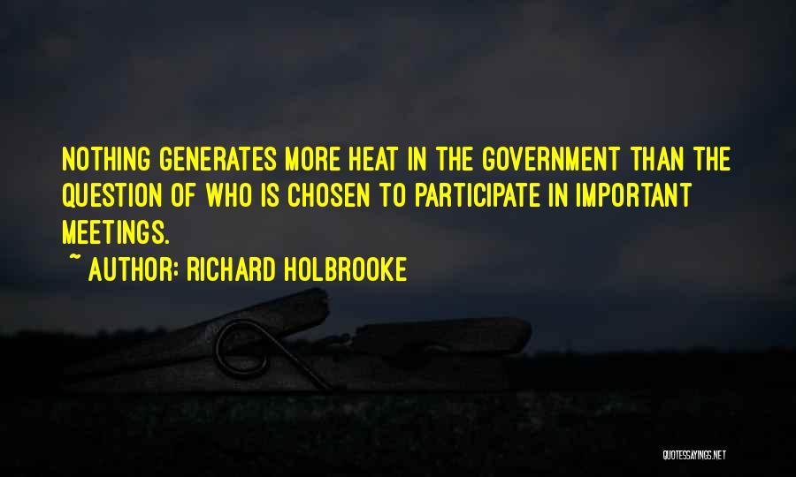 Richard Holbrooke Quotes 2032128