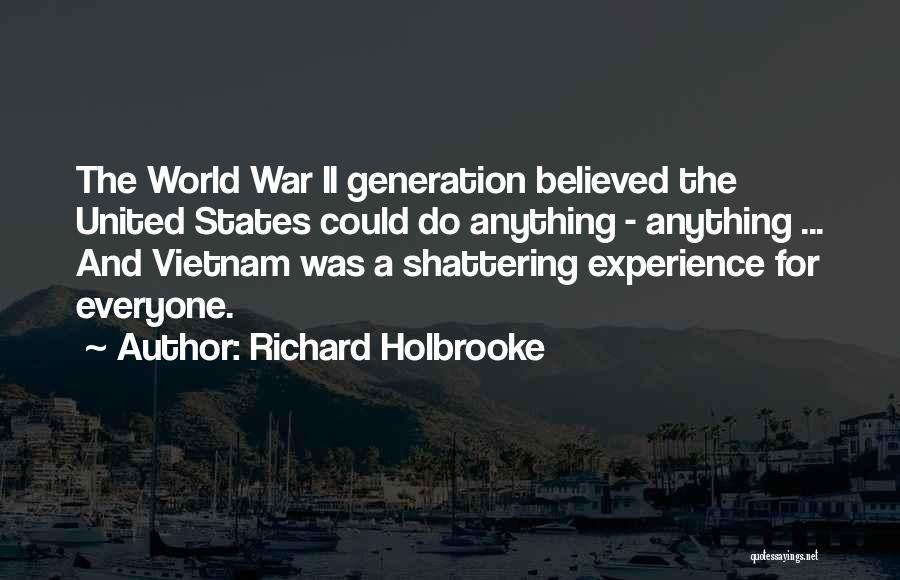 Richard Holbrooke Quotes 388541