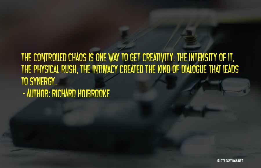 Richard Holbrooke Quotes 479816