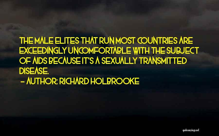 Richard Holbrooke Quotes 623418